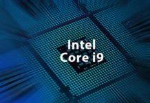 المعالح core i9 الجديد