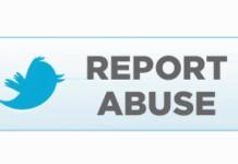ابلاغ الاساءة في تويتر