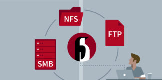 CIFS , NFS , SMP