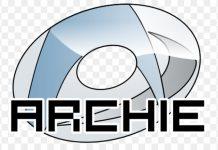 محرك البحث archie